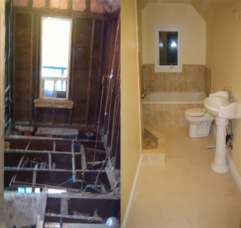 SPOK Home Renovation in Ottawa  Before and After galleries